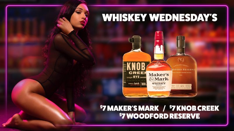 4-Drink Special - Wednesday 2020